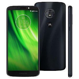 """Smartphone Motorola Moto G6 Play XT1922 Dual Chip, Android 8.0, 4G, Câmera 13MP, Processador Octa-Core e 3GB de RAM, 32GB, Índigo, Tela de 5,7"""""""