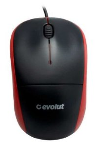 MOUSE OPTICO EVOLUT E0-102 EVOLUT
