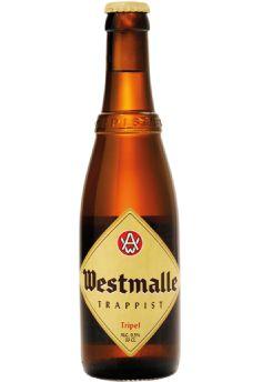 Cerveja Trapista Westmalle Tripel 330ML