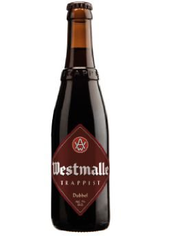 Cerveja Trapista Westmalle Dubbel 330ML