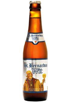 Cerveja St. Bernardus Witbier 330ML