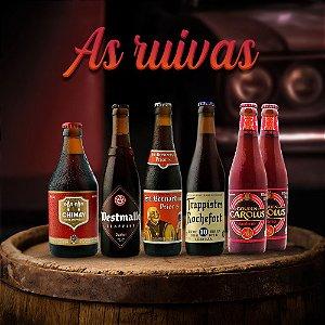 Kit Prefiro Cervejas Ruivas