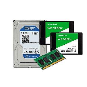 KIT UPGRADE - HD 1TB /SSD 240GB /8GB DDR3 NOTEBOOK
