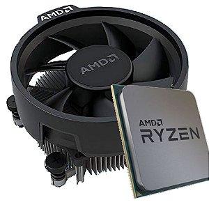 Processador AMD Ryzen 3 3200G OEM, Cache 4MB, 3.6GHz (4GHz Max Turbo), AM4