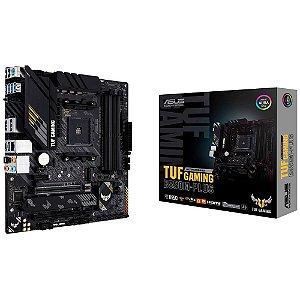 Placa-Mãe Asus TUF Gaming B550M-Plus, AMD B550, mATX, DDR4