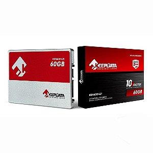 """HD SSD Keepdata 60GB 2.5"""" SATA 3 - 10X KDS60G-L21"""