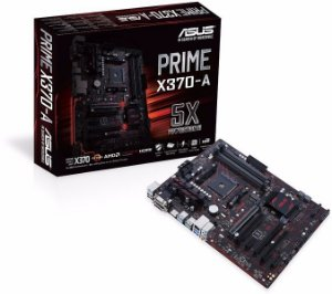 PLACA MÃE ASUS PRIME X370-A SOCKET AM4 CHIPSET AMD X370