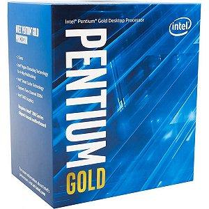 PROCESSADOR INTEL PENTIUM GOLD G5400 LGA 1151 3.7 GHZ 4MB CACHE