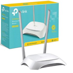 Roteador Wireless TP-Link TL-WR840N 300Mbps 4 Portas 2 Antenas Tp Link