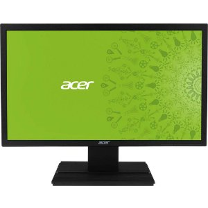 MONITOR GAMER ACER 24 POL. LED FULL HD 5MS WIDESCREEN PRETO, V246HL