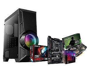 PC Gamer Líder Top, Core i7 8700, 16GB DDR4, Z390 Gaming, RTX 2060 6GB, 600w 80Plus, SSD 240GB, HD 1TB