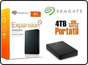 HD Externo 4 TB Seagate Portátil