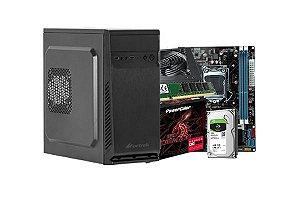 PC Gamer Lider Médio - Core i5, 8GB, HD 1TB, placa de video 2GB, 500W, GABINETE ATX