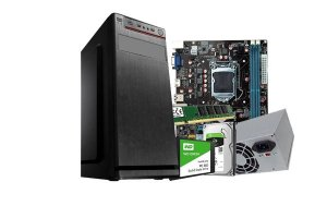 PC Lider Médio - Core i5, 8GB, HD 1TB, SSD 240, 200W, GABINETE ATX