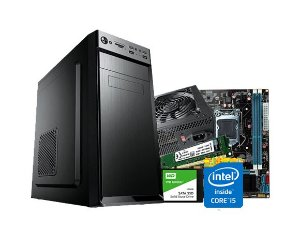 PC Lider Home Office - Core i5, 8GB, SSD 240, 200W, GABINETE ATX