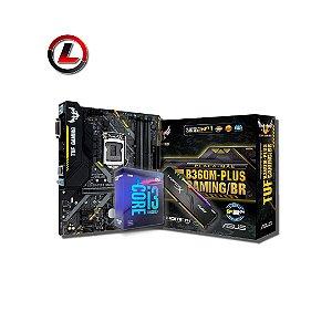 KIT UPGRADE INTEL-I3 9350KF-B360 PLUS TUF-16GB DDR4 HYPER RGB