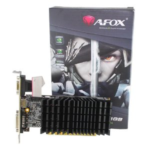 Placa de Vídeo Afox NVIDIA GeForce GT210, 1GB, DDR3 - AF210-1024D3L5