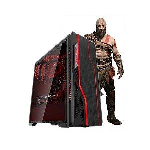 PC Gamer Lider Médio-I3 9100F/H310m/8gb/Hd 1tb/500W 80 Plus/gtx 1050TI/Gabinete bg-009