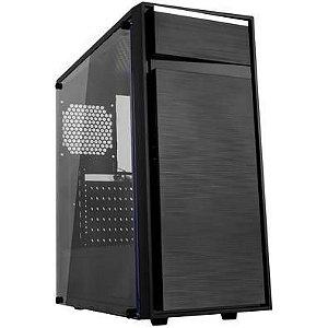 Gabinete Bluecase Gamer BG-015 sem Fonte USB 3.0 Frontal Preto