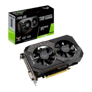 PLACA DE VIDEO ASUS GEFORCE GTX 1650 SUPER OC 4GB GDDR6 TUF GAMING 128-BIT, TUF-GTX1650S-O4G-GAMING