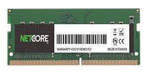 MEMORIA NOTEBOOK 8GB PC3-1600 NETCORE