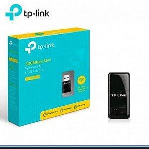 Adaptador Usb Wireless Tp-link Tl-wn823n 300mbps Wi-fi Mini