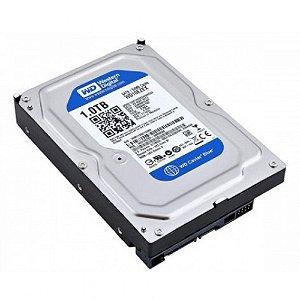 HD WD Blue, 1TB, 3.5´, SATA - WD10EZEX