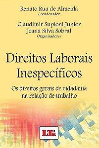 Direitos laborais inespecíficos - autor Renato Rua de Almeida
