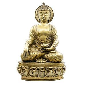 Estatueta de Buda Sentado