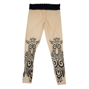 Legging Tatoo Tribal 1