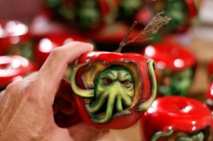 Kraken Apple