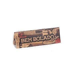 SEDA BEM BOLADO BROWN 1 1 /4