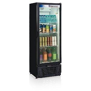 Refrigerador de Bebidas Vertical Porta de Vidro 578 litros GPTU-570AF PR Gelopar