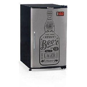 Refrigerador de Bebidas Cervejeira 120 litros GRBA-120GW Gelopar