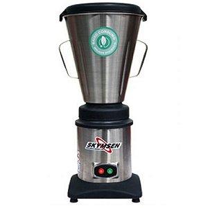 Liquidificador Comercial Copo Inox 4litros - LC-4 - Skymsen