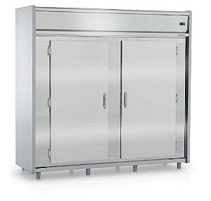 Mini-Câmara Refrigerada para Carnes em inox GMCR-2600 Gelopar