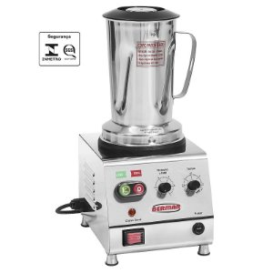 Blender Industrial 2 Litros para Açai - BM100-NR - Bivolt