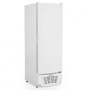 Refrigerador Vertical Conveniência Turmalina porta sólida GPTU - 570C - Gelopar