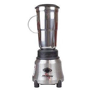 Liquidificador industrial 2 litros alta rotação em inox - TA02N - Skymsen