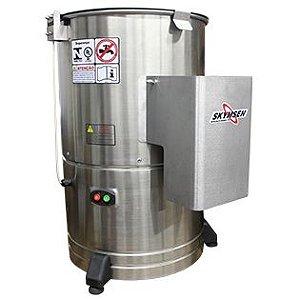 Descascador de legumes 10kg em inox - DB10 - Skymsen