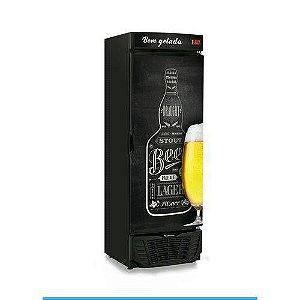 Refrigerador de Bebidas Cervejeira 450 litros GRBA-450QC - Gelopar