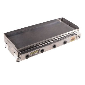 Chapa para Lanches 4 Queimadores CBDI-1080 Divisão Inox
