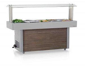 Buffet Self-Service Refrigerado GMRA-150 Gelopar