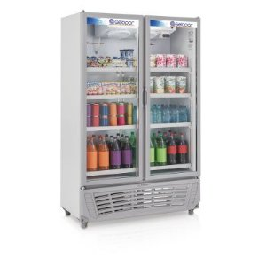 Refrigerador Vertical Visa Cooler GRVC-950 Gelopar