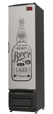 Cervejeira 230 litros - Refrigerador de Bebidas GRB-230EPGW Gelopar