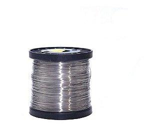Fio Para Cerca Elétrica Aço Inox 0.60mm