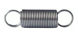 Mola de Repuxo Para Cerca Elétrica Aço Inox - Kit Com 16 Pçs