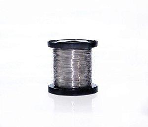 Fio Aço Inox Para Cerca Elétrica 0.45mm