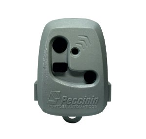 Controle Pecinnin Para Portão Eletrônico 433 Mhz Cinza