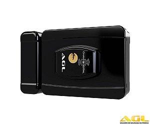 Fechadura Eletrônica AGL Smart Card C/ Sensor Aproximação Rfid